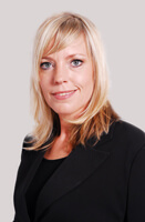Birga Oelrichs - Baufinanzierungsspezialistin der Volksbank Stade-Cuxahven