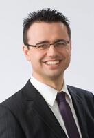 Björn Müller - Baufinanzierungsspezialist der Volksbank Stade-Cuxahven - Zinswecker