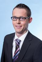 Felix Diers - Baufinanzierungsspezialist der Volksbank Stade-Cuxhaven